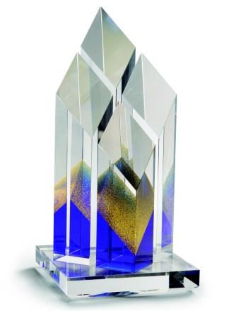 2309-Cristal-Economico-Trofeo-Placa-Reconocimiento-Homenaje-Calidad