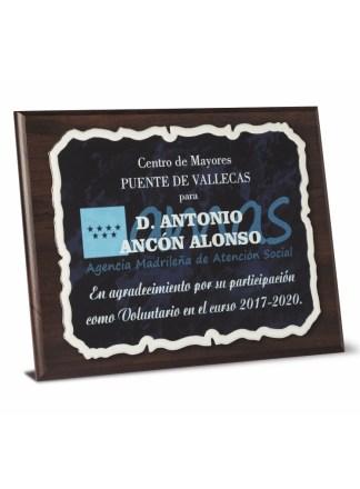 2736-Placa-Economico-Trofeo-Reconocimiento-Homenaje-Barata