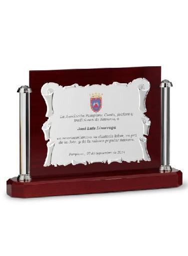 Sublimacion-impresion-a-color-Trofeo-Boda-Personalizados-Placa-de-homenaje-Eventos-Bodas-8750