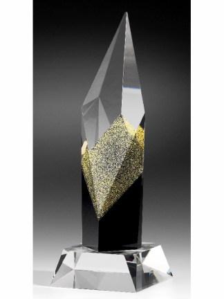 9337-Cristal-Economico-Trofeo-Placa-Reconocimiento-Homenaje