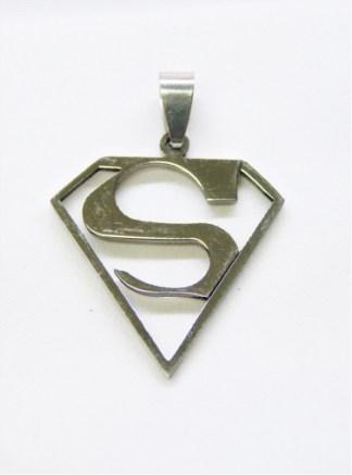 Colgante-acero-Superman-Barato