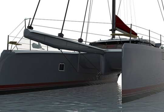 Unlimited C53 Catamarans multihulls Catamarans