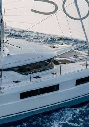 Multihulls Charter Catamarans Out Of The Blue Lagoon 50