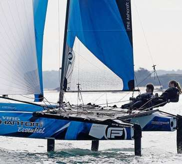 Foiling Week Celebrates its Fifth Anniversary Featured