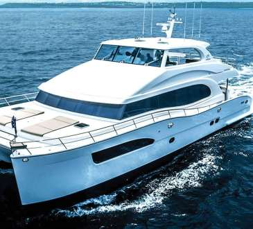 Horizon Power Catamarans PC74