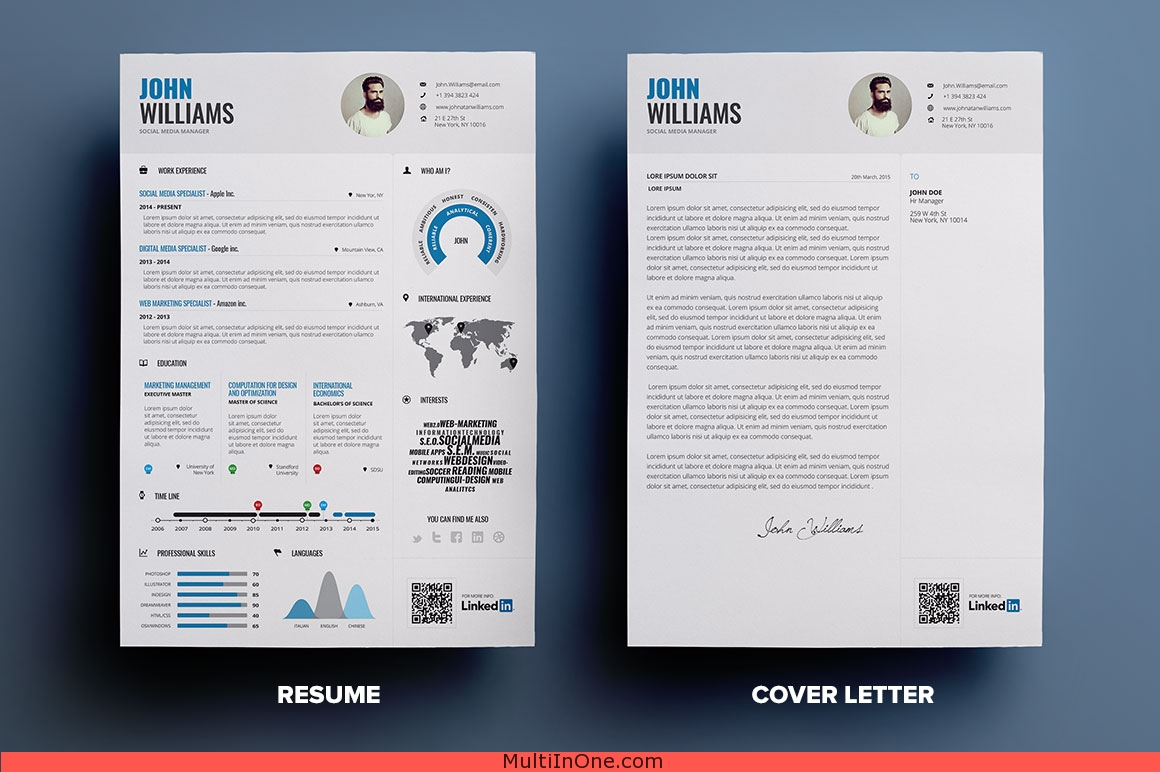 Infographic resume word indesign vol1free download infographic resume vol 1ss2 madrichimfo Images