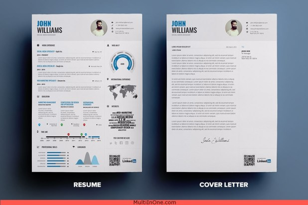 Infographic Resume Vol. 1_SS2