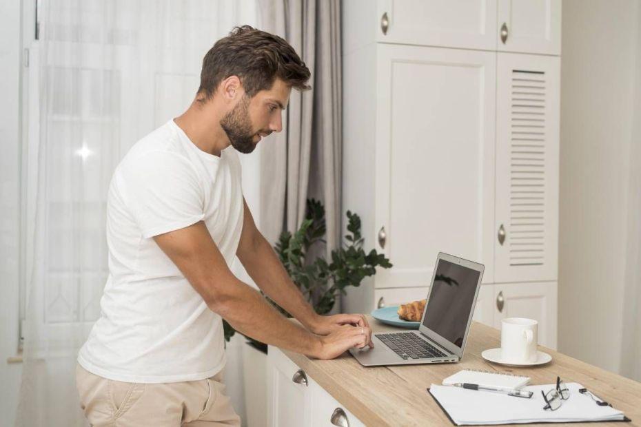 Otthoni munkavégzés diákmunka home office z generáció