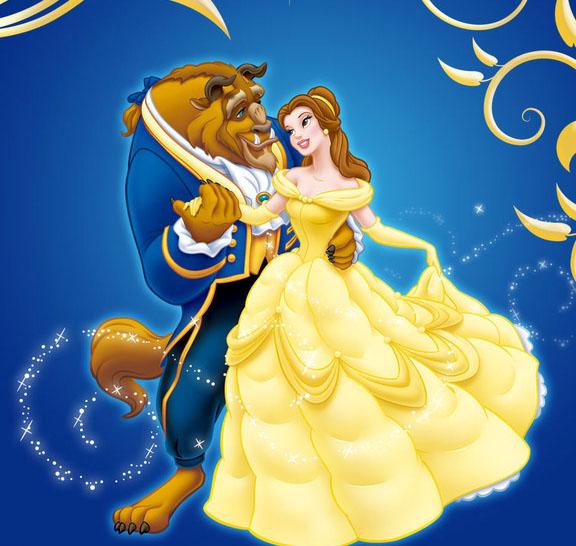 Картинки Из Мультфильма Красавица И Чудовище
