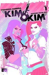 Kim & Kim tom 1 okładka