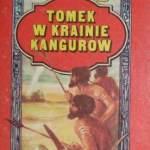 Tomek w krainie kangurów okładka książki Alfreda Szklarskiego