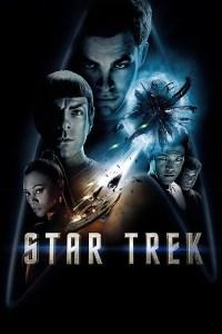 Star Trek 2009 plakat