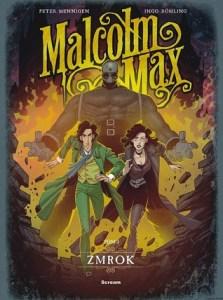Malcolm Max: Zmrok okładka