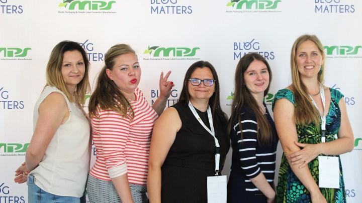 Blogowisko nadmorskie czyli Blog Matters 2018