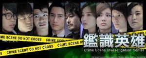 CSIC bohaterowie serialu
