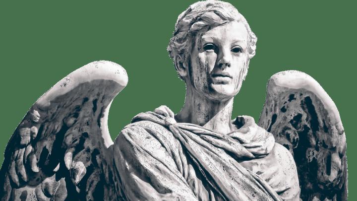 Anioły nie istnieją… The Interrogation of Ashala Wolf (cytat)