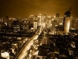 Jakarta panorama miasta