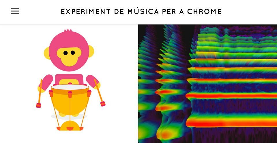Laboratori de música al navegador