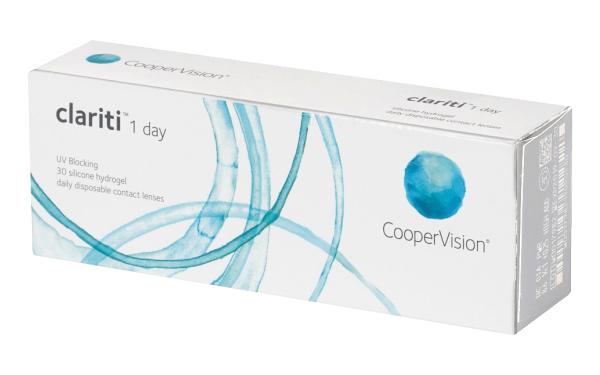 clariti-1-day, lente de contato