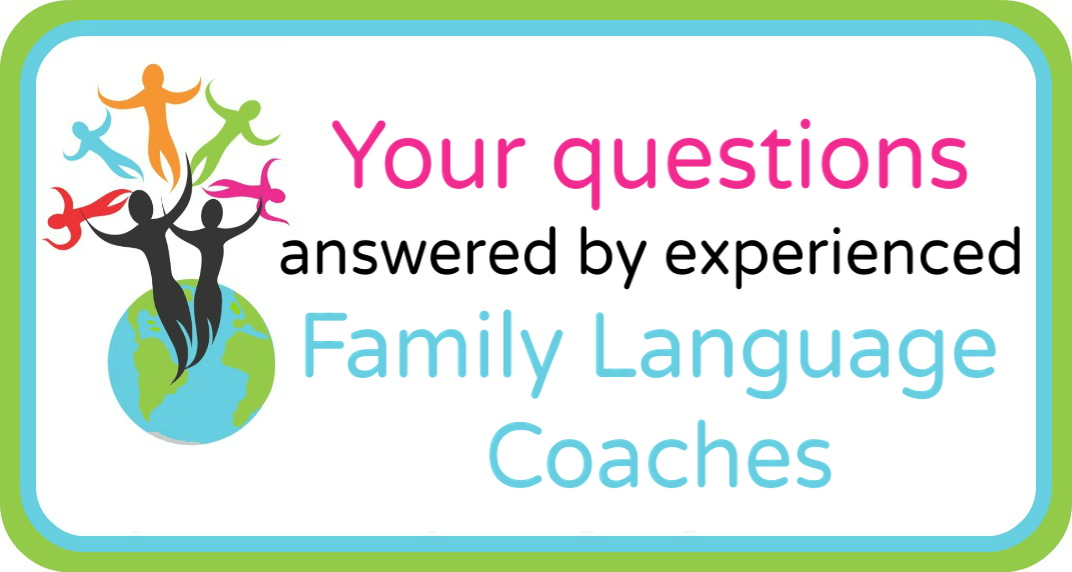 Q&A: Teaching a possibly dyslexic child to read and write in the minority language.