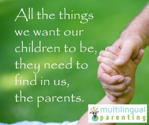Thinklet for us, the parents