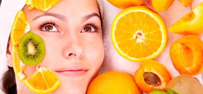 Vitamina C e os benefícios à pele