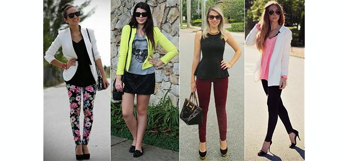 Como combinar as cores da roupa