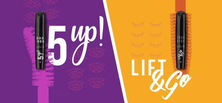 Lançamento: Novas Máscaras Vult 5UP! e Lift&Go