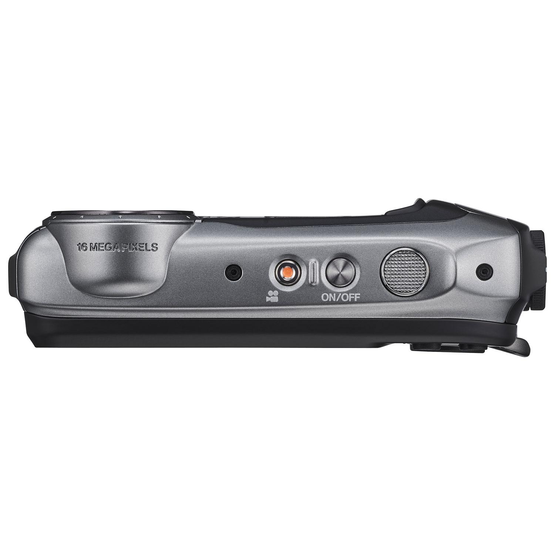 Fujifilm Finepix XP140 Water/Shock/Wi-Fi 16.4MP 5x Optical Zoom Digital  Camera - Dark Silver - Only at Best Buy | Best Buy Canada