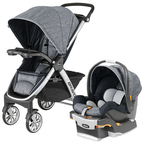 Chicco Bravo Stroller With Keyfit 30