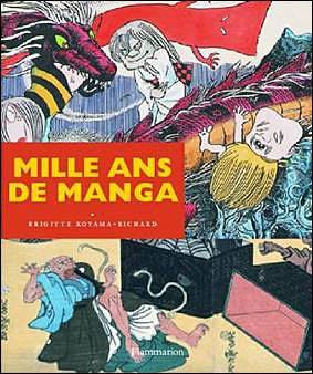 B. Koyama-Richard, Mille ans de manga, 2007
