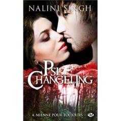 Couverture de Psy changeling de N. Singh