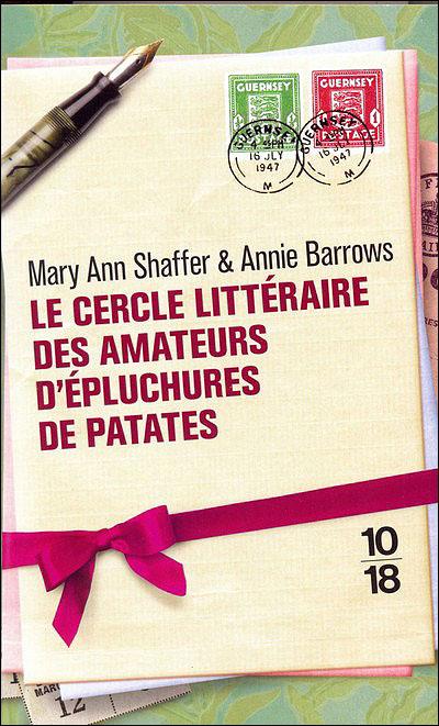 Couverture - Le cercle littéraire