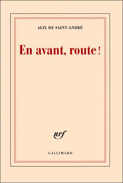 En Avant, Route !