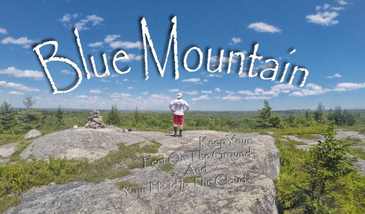 Blue Mountain Trail Photos