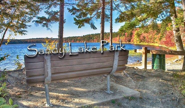 Sandy Lake Park Photos