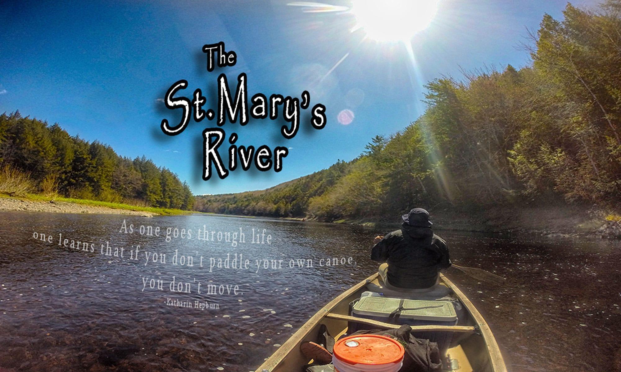 St. Mary's River - Nova Scotia