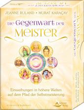 Die Gegenwart der Meister, 61 Karten mit Begleitbuch