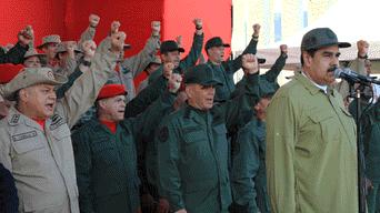 Nicolás Maduro y Venezuela