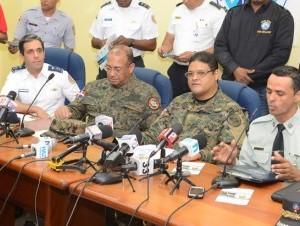 La Comisión Nacional de Emergencias anuncia el operativo.