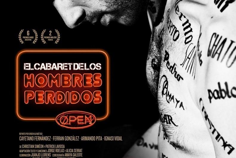 El Cabaret de los Hombres Perdidos (2016)