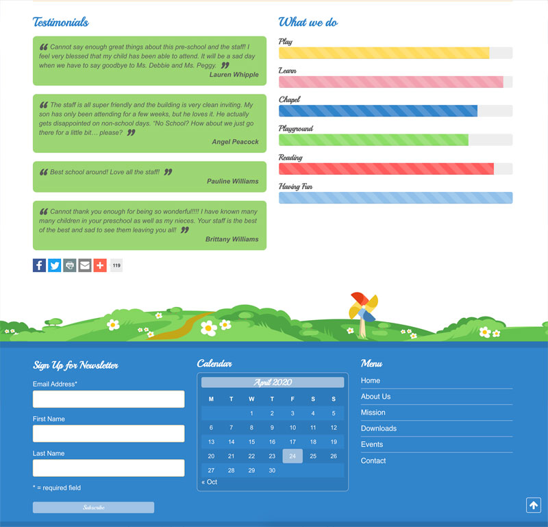 FCBA Jax Website