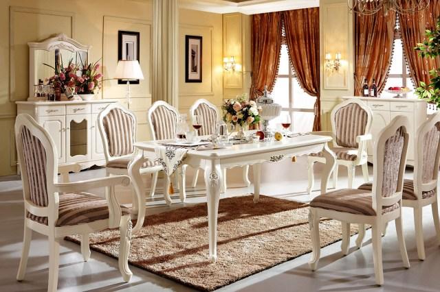 klasyczne meble do salonu