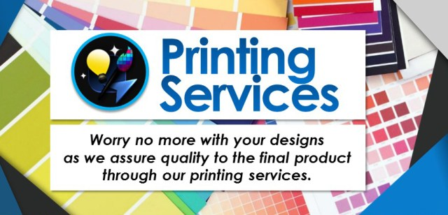 MME Printing Services