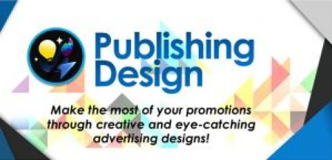 MME Publishing Design - Make the most of your promotions through creative and eye-catching advertising designs!