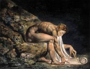 Willam Blake: Isaac Newton