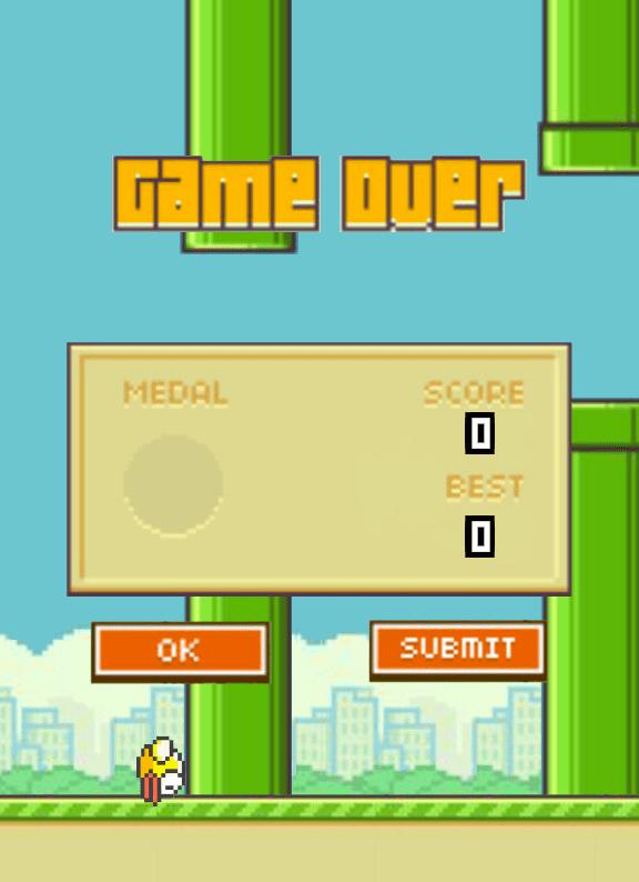 Flapping Bird.