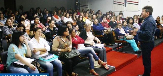 Professores da educação especial conhecem método prático de ensino