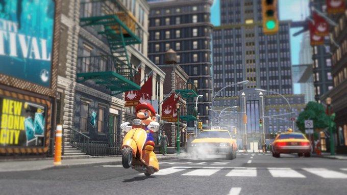 Super Mario Odyssey: arriva Luigi!