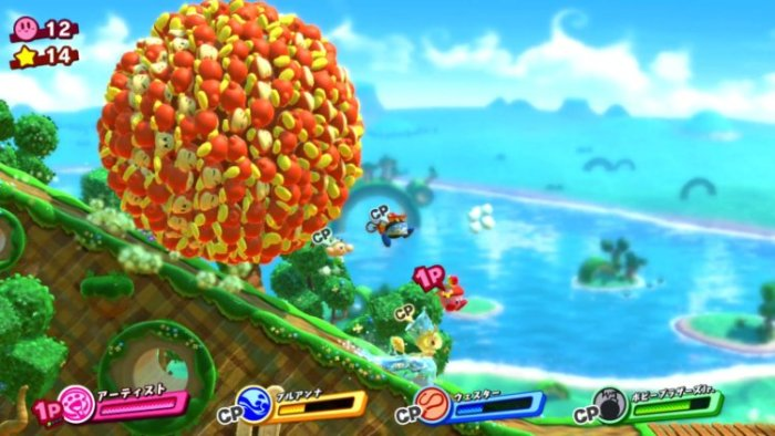 Un nuovo sguardo a Kirby: Star Allies